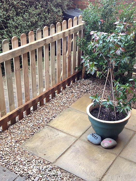 Small Garden Redesign