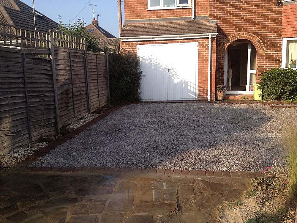 Christopher's Driveway