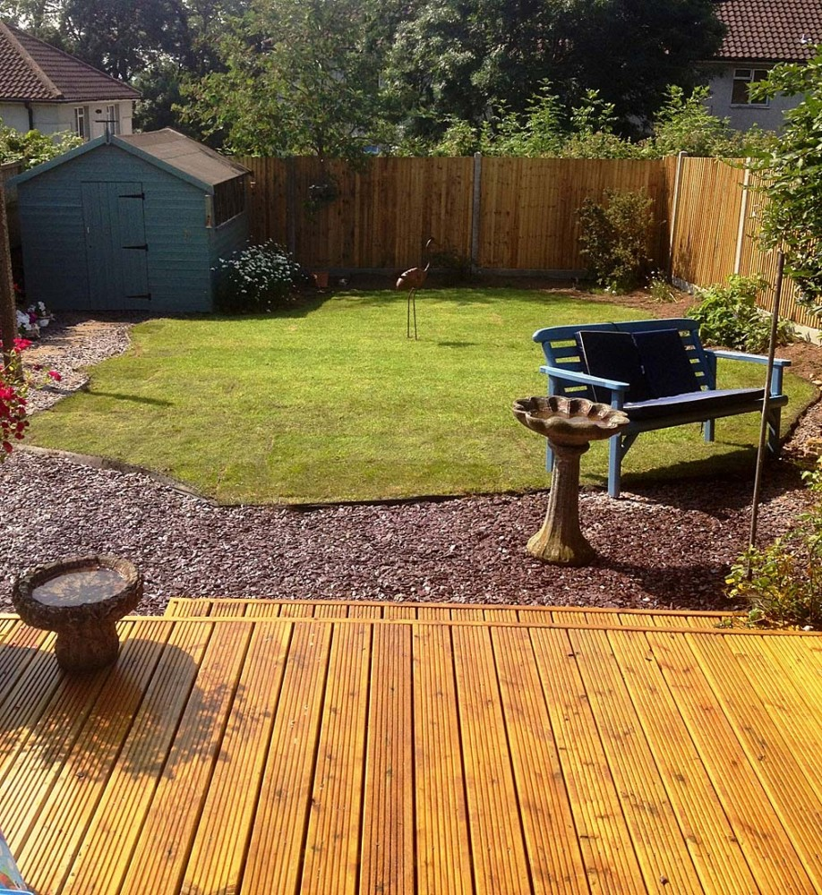 Ruth S Garden Makeover Mh Landscapes