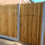 The smart finished gate