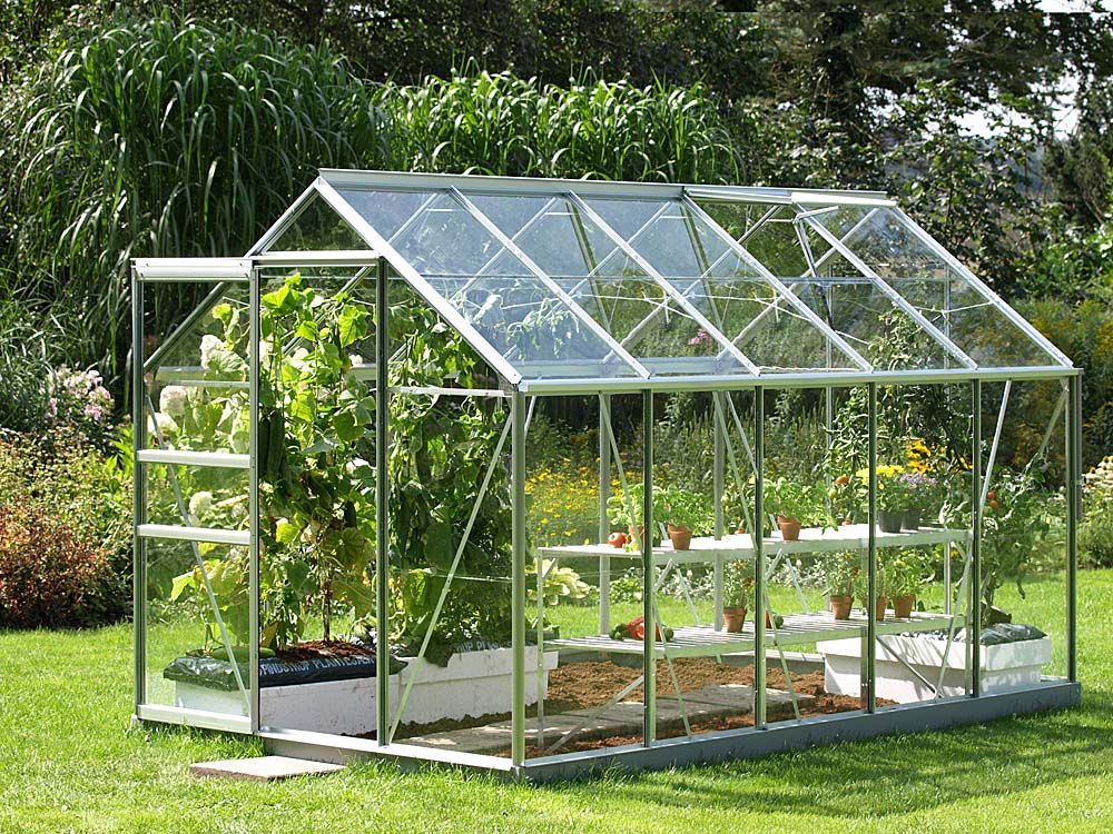 Clear Out Your Greenhouse