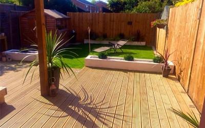 Our Garden Makeover