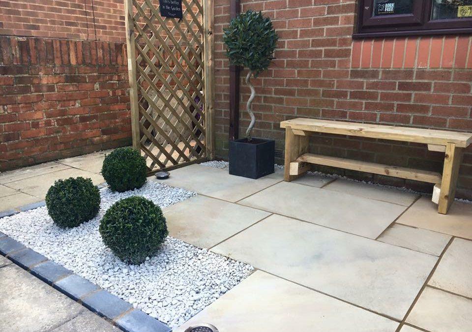 Small Front Garden Makeover
