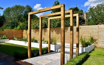 Claire & David's Contemporary Garden Makeover
